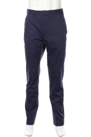 Ανδρικό παντελόνι Polo By Ralph Lauren, Μέγεθος M, Χρώμα Μπλέ, 51% βαμβάκι, 45% πολυεστέρας, 4% ελαστάνη, Τιμή 68,19€