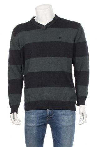 Pánsky sveter  Basefield, Veľkosť XL, Farba Modrá, Bavlna, Cena  15,31€