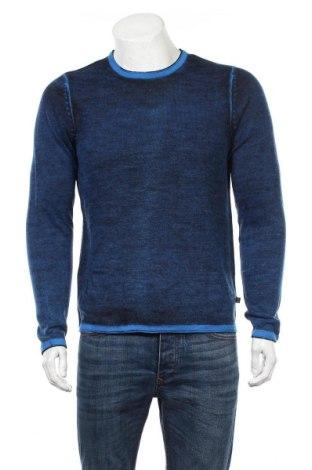 Pánsky sveter  Q/S by S.Oliver, Veľkosť M, Farba Modrá, Polyacryl, Cena  35,57€