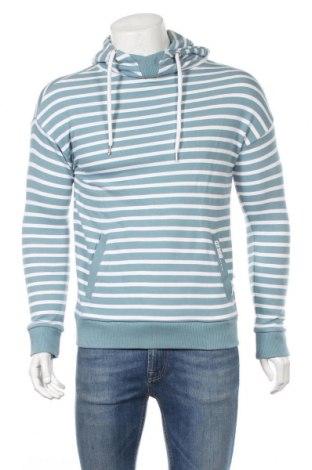 Ανδρικό φούτερ Q/S by S.Oliver, Μέγεθος S, Χρώμα Μπλέ, 65% βαμβάκι, 35% πολυεστέρας, Τιμή 24,74€