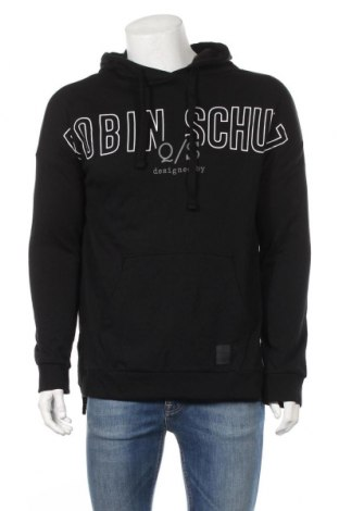 Ανδρικό φούτερ Q/S by S.Oliver, Μέγεθος L, Χρώμα Μαύρο, 60% βαμβάκι, 40% πολυεστέρας, Τιμή 26,68€