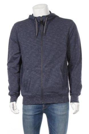 Ανδρικό φούτερ S.Oliver, Μέγεθος L, Χρώμα Μπλέ, 70% βαμβάκι, 30% πολυεστέρας, Τιμή 24,74€