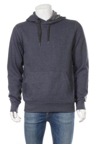 Ανδρικό φούτερ S.Oliver, Μέγεθος L, Χρώμα Μπλέ, 60% βαμβάκι, 40% πολυεστέρας, Τιμή 24,74€