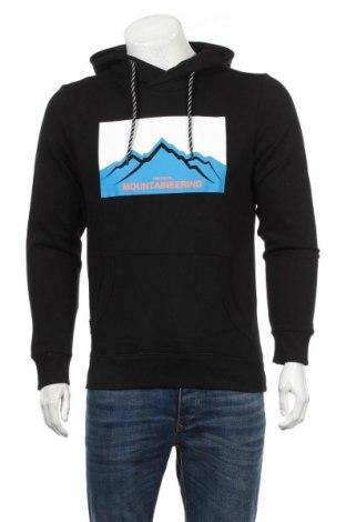 Ανδρικό φούτερ Tom Tailor, Μέγεθος M, Χρώμα Μαύρο, Βαμβάκι, Τιμή 22,81€