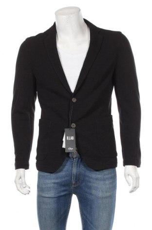 Ανδρικό σακάκι S.Oliver, Μέγεθος M, Χρώμα Μαύρο, 75% βαμβάκι, 25% πολυεστέρας, Τιμή 64,59€
