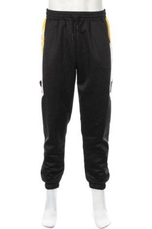 Ανδρικό αθλητικό παντελόνι, Μέγεθος L, Χρώμα Μαύρο, Τιμή 12,34€