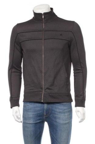 Męska bluza sportowa Express, Rozmiar S, Kolor Szary, 52% poliester, 48% bawełna, Cena 62,40zł