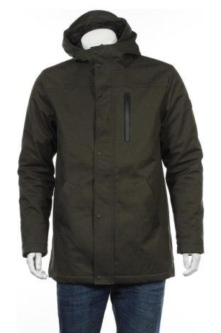 Pánska bunda  Revolution, Veľkosť M, Farba Zelená, Bavlna, Cena  61,34€