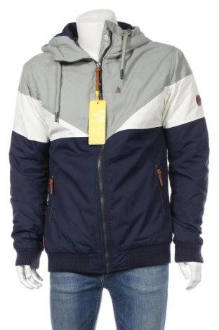 Pánska bunda  Alife And Kickin, Veľkosť L, Farba Modrá, Polyester, Cena  76,80€