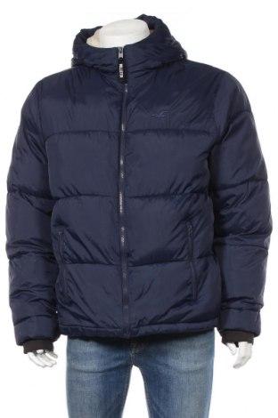 Pánska bunda  Hollister, Veľkosť XL, Farba Modrá, Polyamide, Cena  83,51€