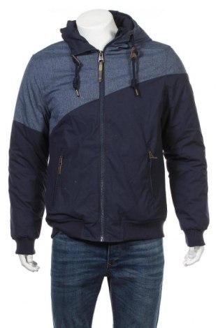 Pánska bunda  Ragwear, Veľkosť M, Farba Modrá, 65% polyester, 35% bavlna, Cena  61,34€