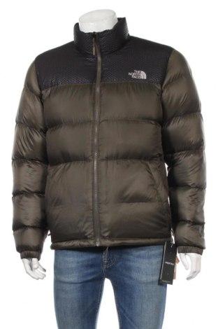 Pánska bunda  The North Face, Veľkosť M, Farba Zelená, Polyester, perie , Cena  164,43€