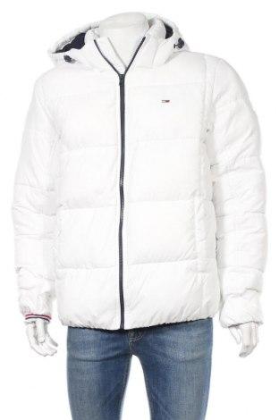 Pánska bunda  Tommy Hilfiger, Veľkosť XL, Farba Biela, Polyester, Cena  190,21€
