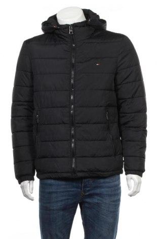 Pánska bunda  Tommy Hilfiger, Veľkosť L, Farba Modrá, Polyamide, Cena  200,52€