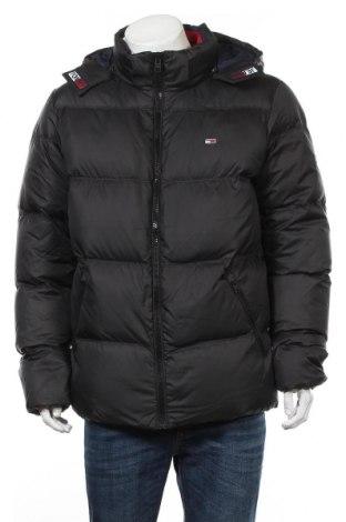 Pánska bunda  Tommy Hilfiger, Veľkosť XXL, Farba Čierna, Polyester, perie , Cena  190,21€