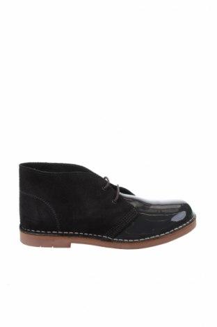 Παιδικά παπούτσια Lola Palacios, Μέγεθος 35, Χρώμα Γκρί, Φυσικό σουέτ, Τιμή 30,54€
