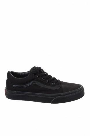 Παπούτσια Vans, Μέγεθος 36, Χρώμα Μαύρο, Κλωστοϋφαντουργικά προϊόντα, Τιμή 42,94€
