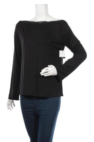 Piżama  Calvin Klein, Rozmiar L, Kolor Czarny, 92% modal, 8% elastyna, Cena 148,13zł