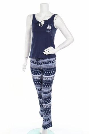 Piżama  Disney, Rozmiar XS, Kolor Niebieski, 60% bawełna, 40% poliester, Cena 78,75zł