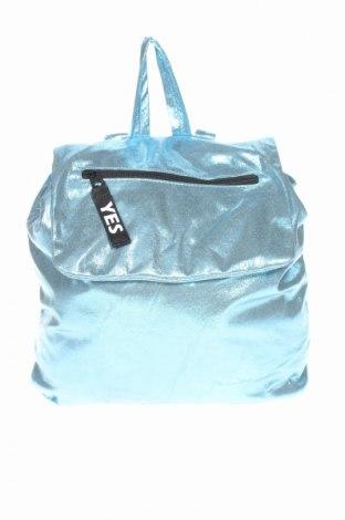 Plecak, Kolor Niebieski, Materiał tekstylny, Cena 89,10zł