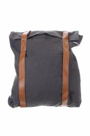 Σακίδιο πλάτης, Χρώμα Γκρί, Κλωστοϋφαντουργικά προϊόντα, δερματίνη, Τιμή 17,54€