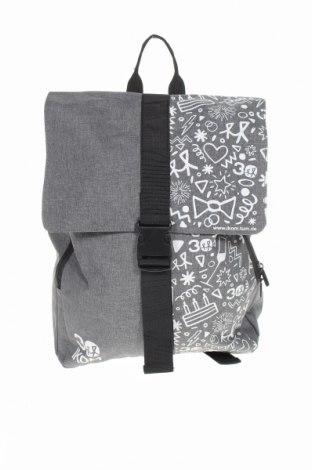 Plecak, Kolor Szary, Materiał tekstylny, Cena 108,30zł