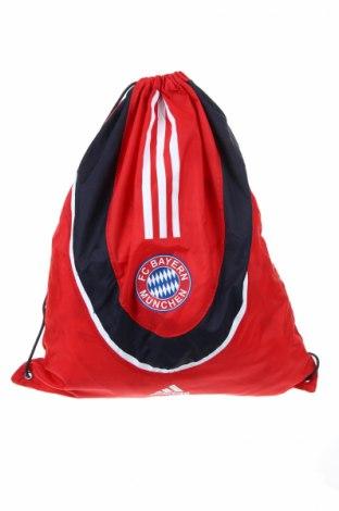 Plecak Adidas, Kolor Czerwony, Materiał tekstylny, Cena 72,00zł