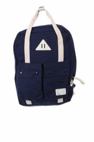 Plecak Pull&Bear, Kolor Niebieski, Materiał tekstylny, Cena 79,80zł