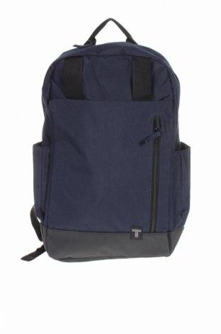 Plecak na laptopa, Kolor Niebieski, Materiał tekstylny, Cena 128,25zł