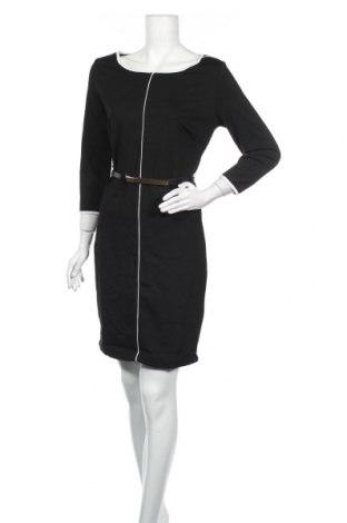 Sukienka Body Flirt, Rozmiar M, Kolor Czarny, 70% wiskoza, 25% poliester, 5% elastyna, Cena 105,00zł