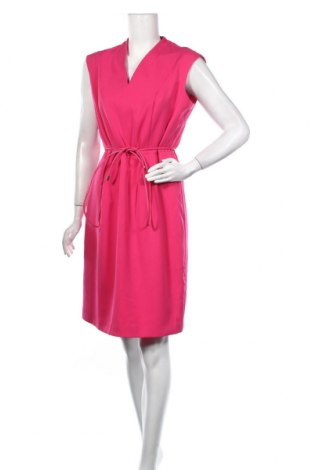 Рокля Comma,, Размер XL, Цвят Розов, 90% полиестер, 10% еластан, Цена 73,14лв.