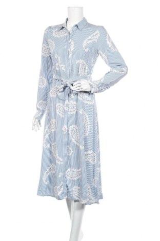 Sukienka Comma,, Rozmiar S, Kolor Niebieski, Wiskoza, Cena 260,75zł
