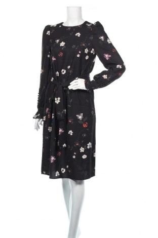 Φόρεμα H&M, Μέγεθος M, Χρώμα Μαύρο, 100% πολυεστέρας, Τιμή 16,89€