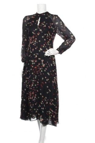 Sukienka Massimo Dutti, Rozmiar M, Kolor Niebieski, Poliester, Cena 208,25zł