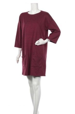 Рокля Soya Concept, Размер L, Цвят Лилав, 95% полиестер, 5% еластан, Цена 24,10лв.
