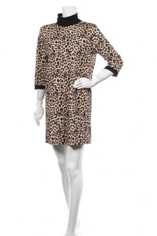 Рокля Zara, Размер M, Цвят Многоцветен, Цена 33,92лв.