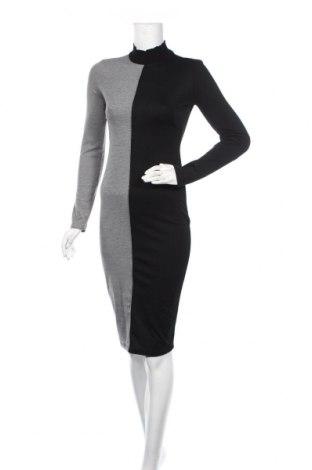 Рокля Zara, Размер S, Цвят Сив, Цена 31,92лв.