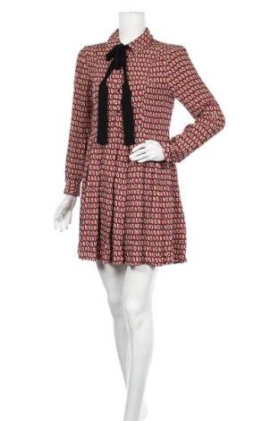 Рокля Zara, Размер M, Цвят Многоцветен, Цена 36,91лв.