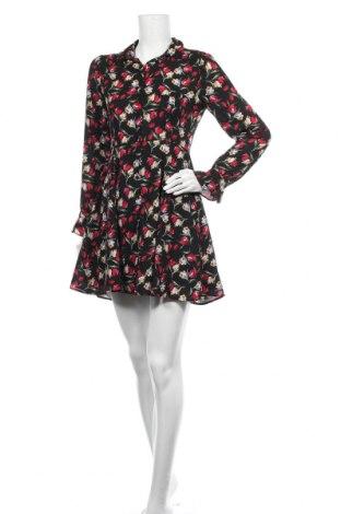 Рокля Zara, Размер M, Цвят Черен, Полиестер, Цена 34,91лв.