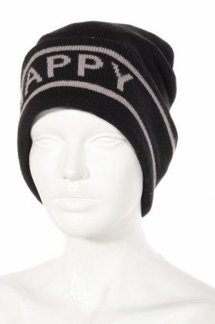 Καπέλο Bpc Bonprix Collection, Χρώμα Μαύρο, Πολυακρυλικό, Τιμή 13,92€