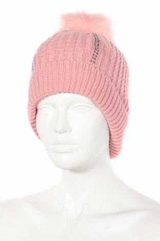 Καπέλο Bpc Bonprix Collection, Χρώμα Ρόζ , Πολυακρυλικό, Τιμή 13,92€