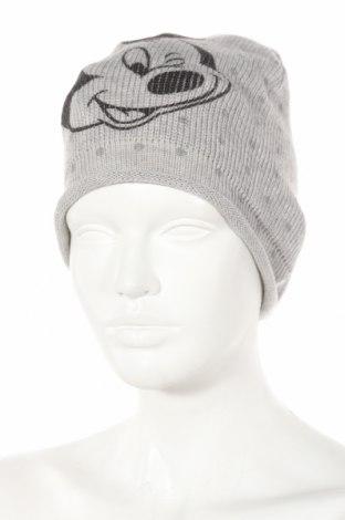 Καπέλο Disney, Χρώμα Γκρί, Βαμβάκι, Τιμή 18,56€