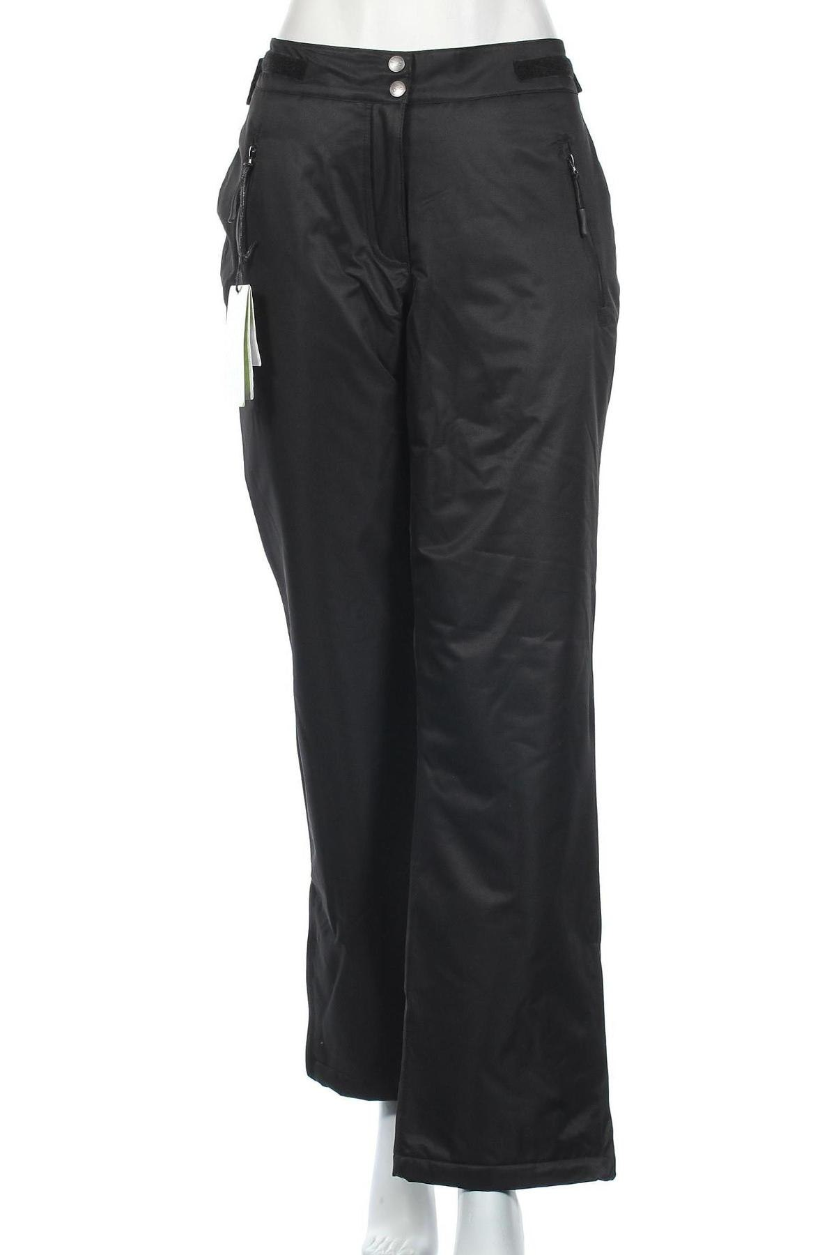 Дамски спортен панталон Bpc Bonprix Collection, Размер M, Цвят Черен, Полиестер, Цена 27,60лв.