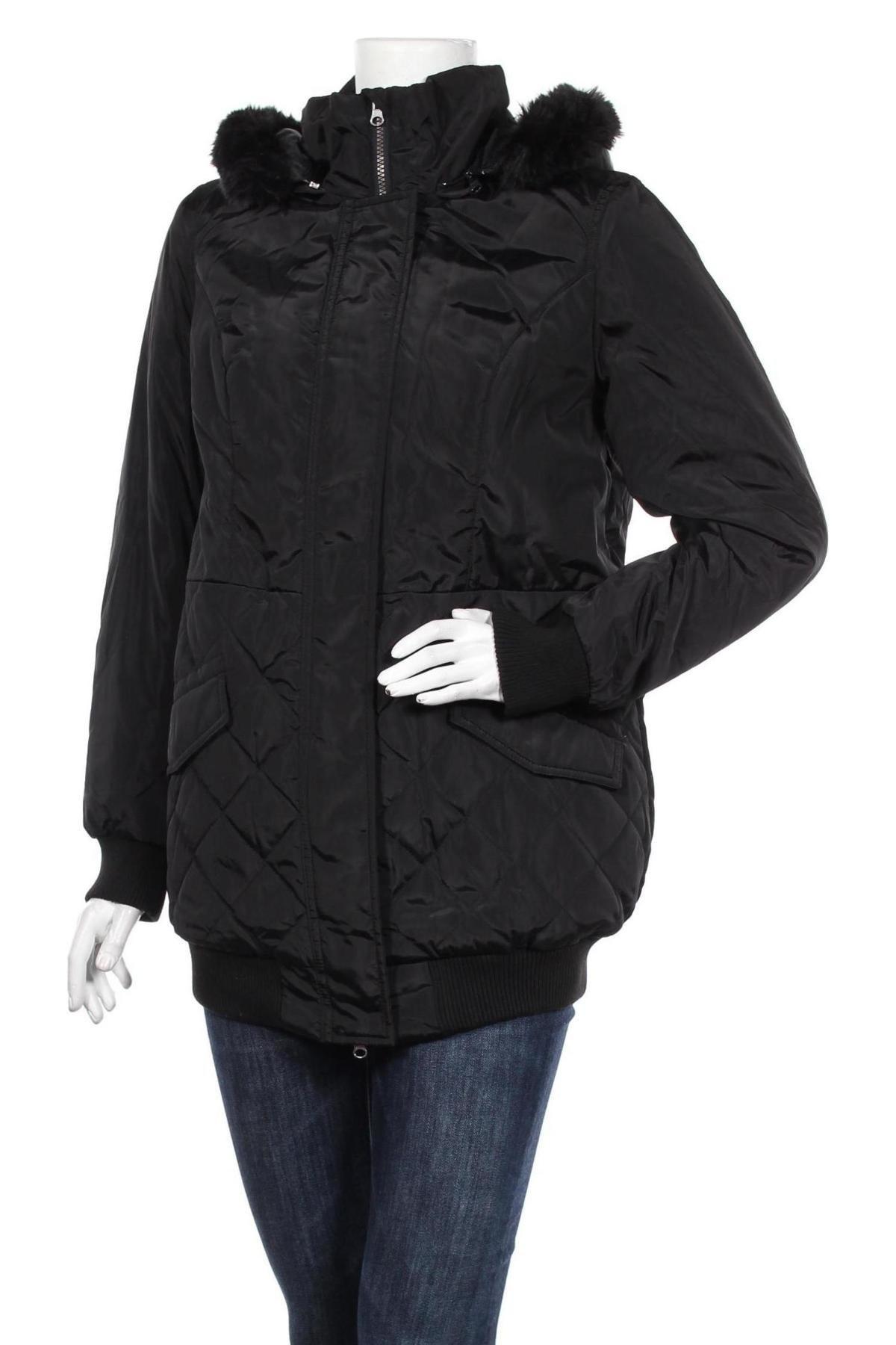 Дамско яке Body Flirt, Размер XL, Цвят Черен, Полиестер, Цена 84,00лв.