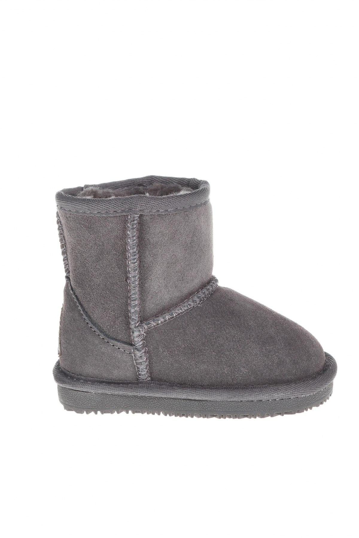 Παιδικά παπούτσια Nice Bay, Μέγεθος 21, Χρώμα Μπλέ, Φυσικό σουέτ, Τιμή 19,20€