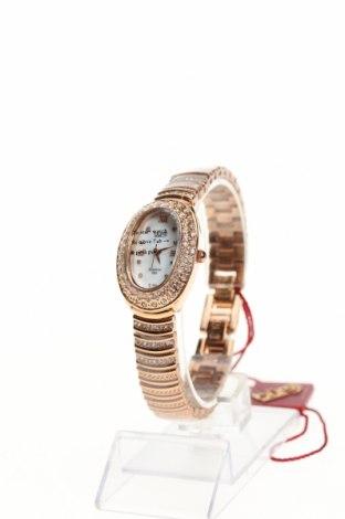 Ρολόι Burgi, Χρώμα Χρυσαφί, Μέταλλο, Τιμή 347,55€