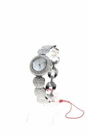 Ρολόι Burgi, Χρώμα Γκρί, Μέταλλο, Τιμή 421,01€