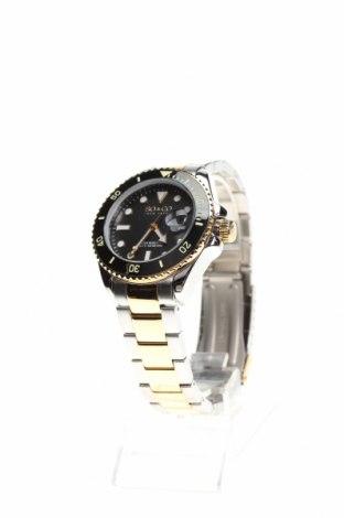 Ρολόι SO&CO New York, Χρώμα Γκρί, Μέταλλο, Τιμή 177,45€