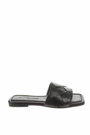 Γυναικείες παντόφλες Kennel & Schmenger, Μέγεθος 38, Χρώμα Μαύρο, Γνήσιο δέρμα, Τιμή 84,67€