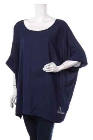 Дамска блуза, Размер XL, Цвят Син, Полиестер, Цена 19,50лв.
